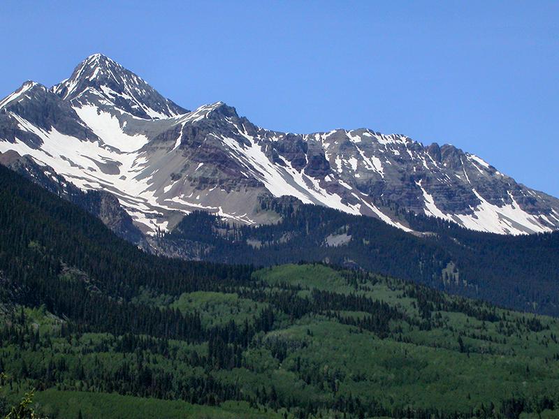 Summer in the Rockies