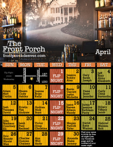 April Final Front Porch Calendar